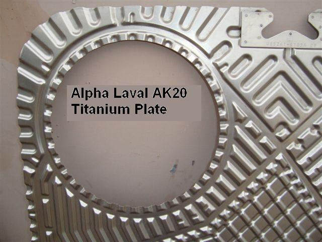 Alfa Laval Heat Exchangers Plate